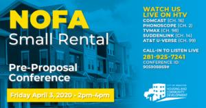 NOFA Small Rental Banner