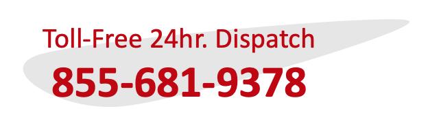 Toll-free Dispatch