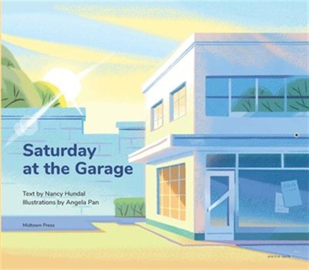 Saturday at the Garage