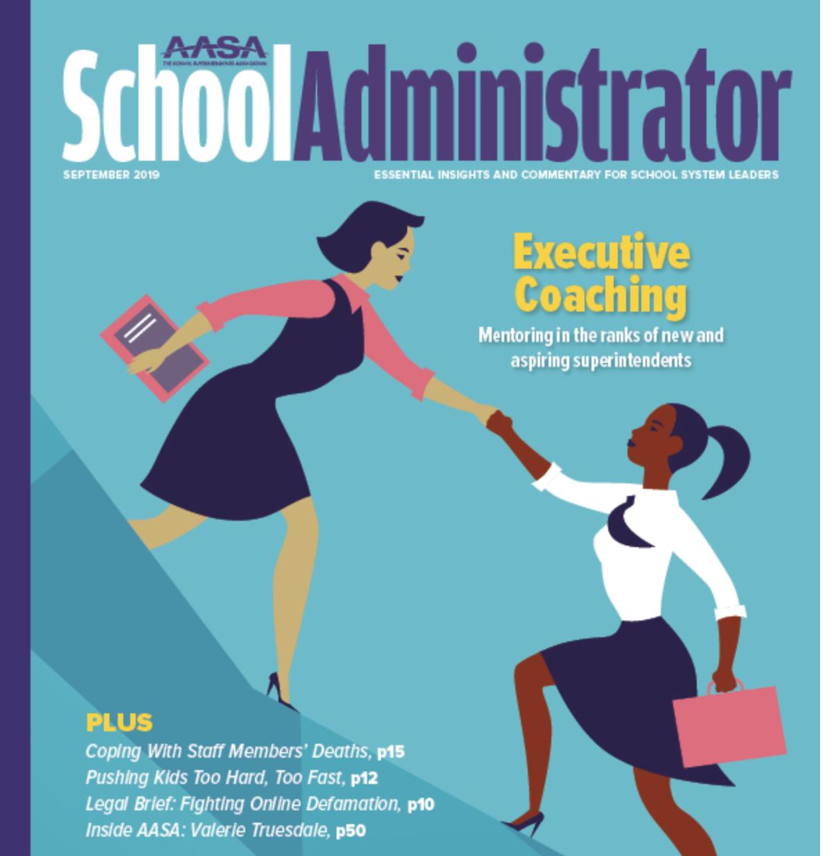 September 2019 School Administrator