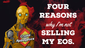 (Video) Four Reasons why I'm not selling my EOS