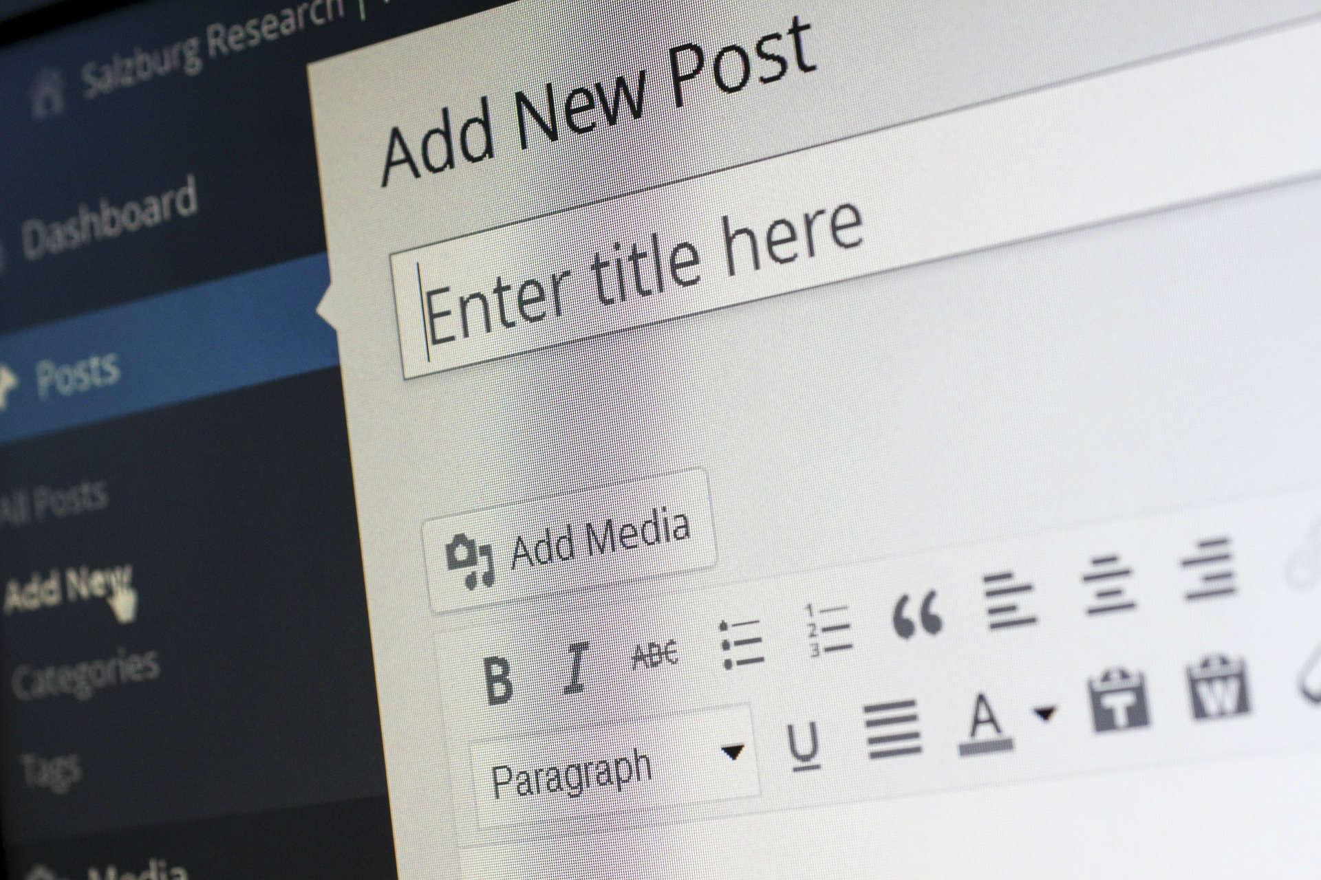 Artisan Editing- Blog and Websites