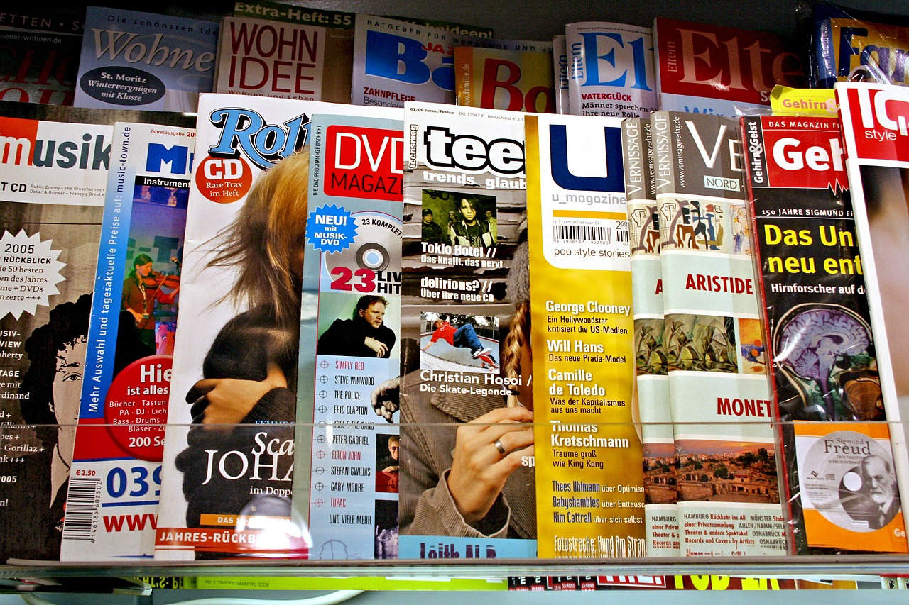 Artisan Editing- Magazines and Newsletters