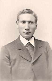David Pendleton Oakerhater - Wikipedia