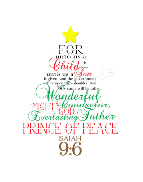 Grace isaiah christmas