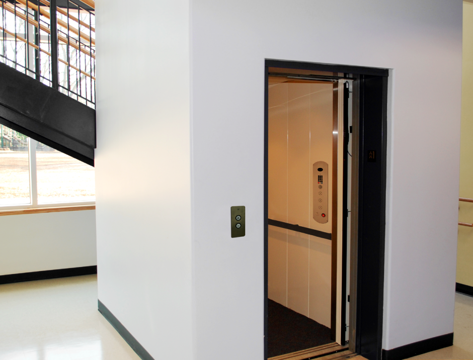 Commercial Elevator Door