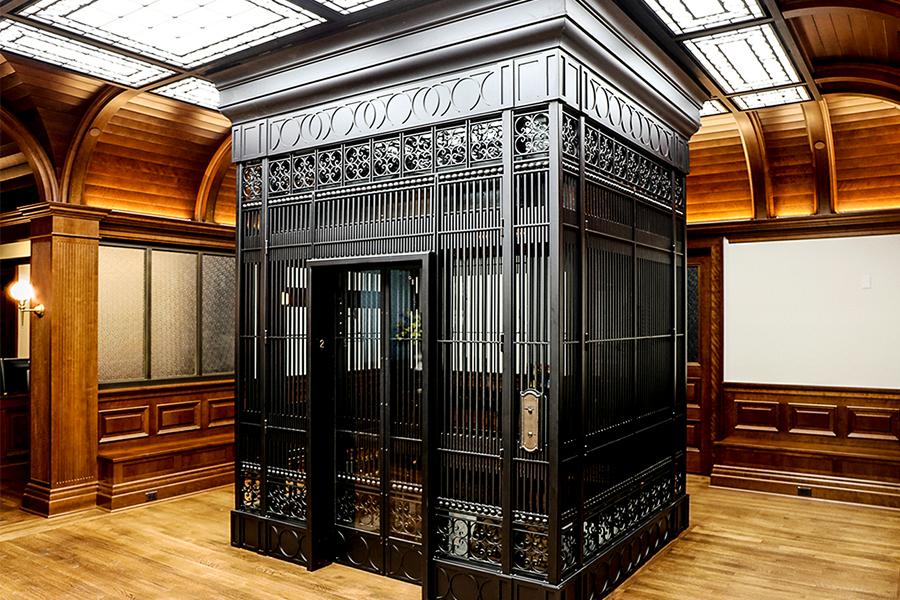 LULA Elevator Custom Metal