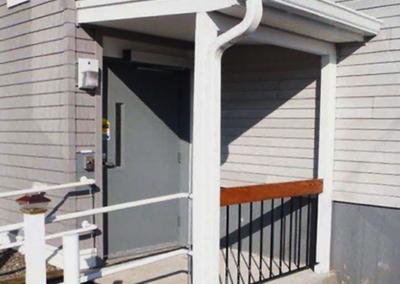 vertical-platform-lift-shaftway-door