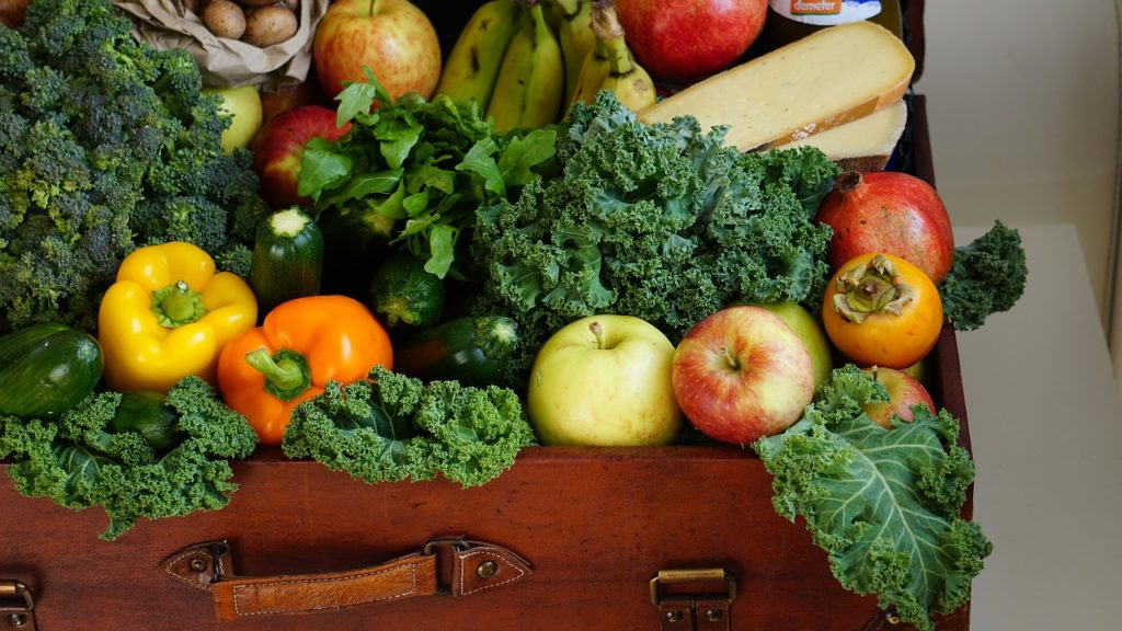 How to Ship Fresh Fruits and Vegetables