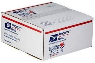 ship via the USPS