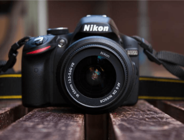 Ship an SLR Camera