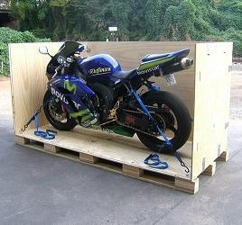 Ship a Motorcycle