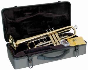 Ship a trumpet