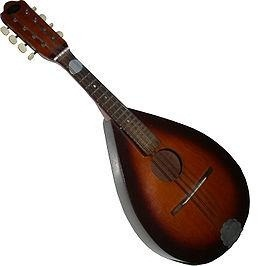Ship a mandolin