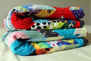 How to ship a quilt