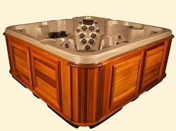 how to ship a hot tub
