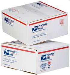 USPS Flat Rate Shipping
