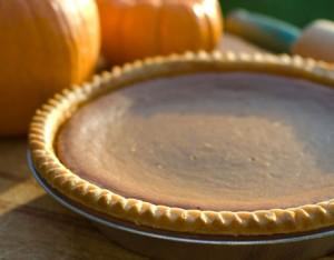 Ship Homemade Pumpkin Pie