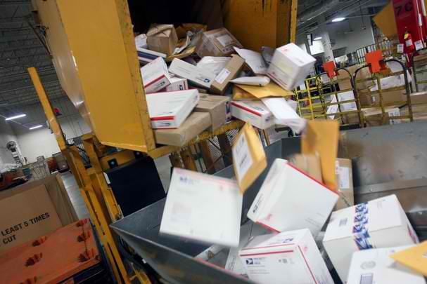 What Your Package Goes Through During Shipping