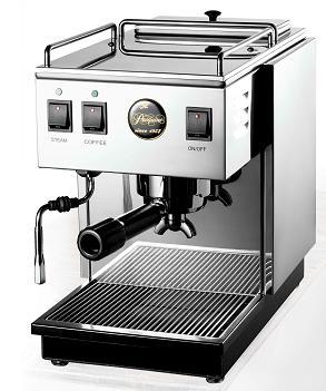 Ship an espresso machine