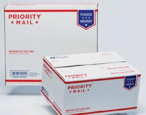 International Shipping Via the USPS