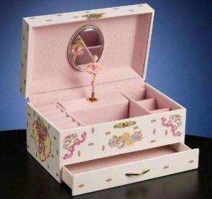 Ship a Music Box