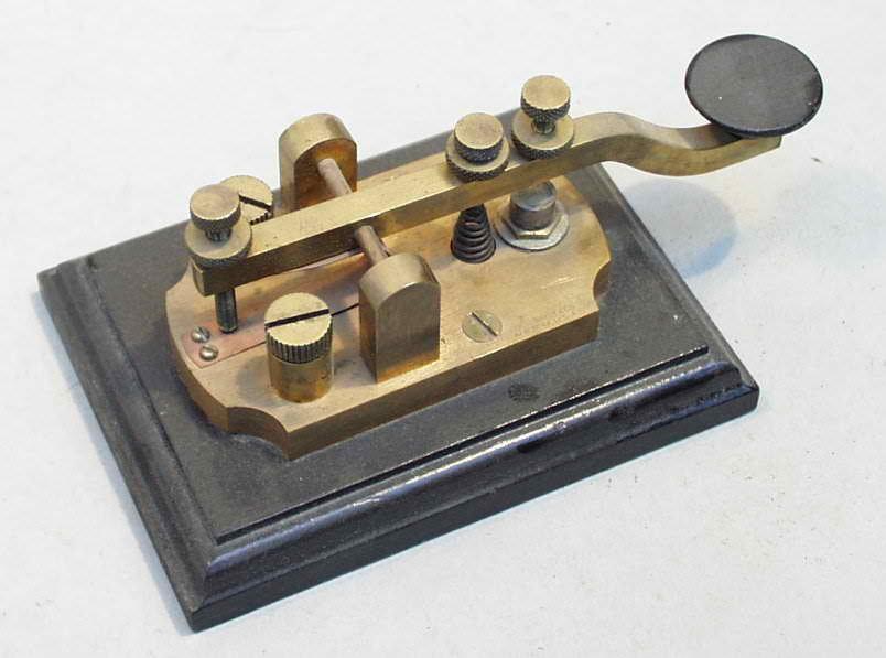 Ship a Telegraph Key