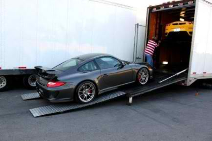 shipping your vehicle