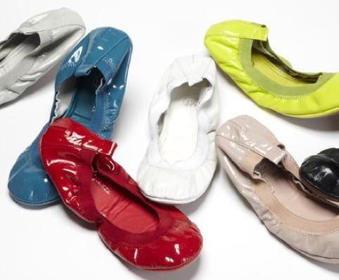 Ship Foldable Flat Shoes