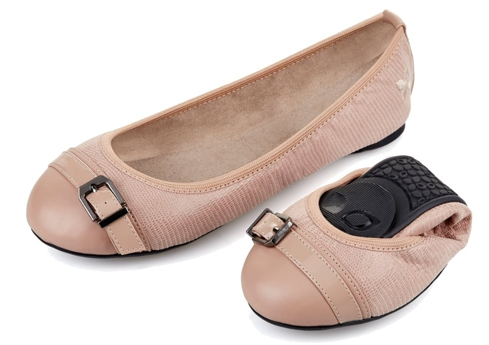 shipping folding flat shoes