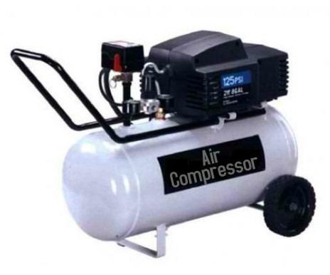 Ship a Portable Air Compressor