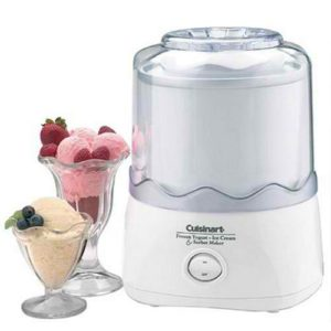 Ship an Ice Cream Maker
