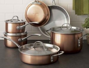 Ship Copper Cookware