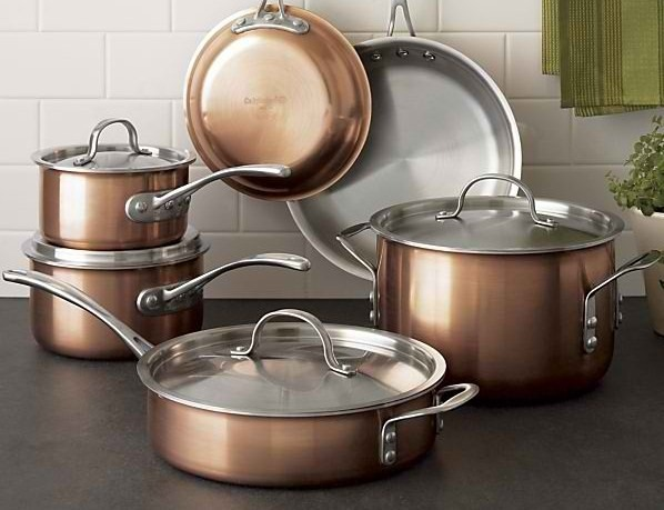 Ship Copper Cookware
