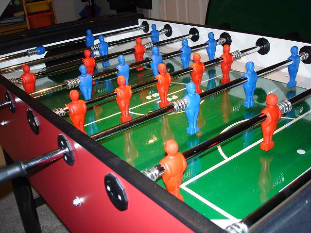 Ship a Foosball Table
