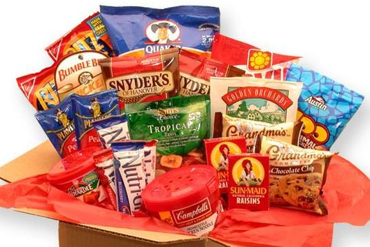 Shipping Food Abroad