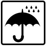 Shipping Symbols - Umbrella