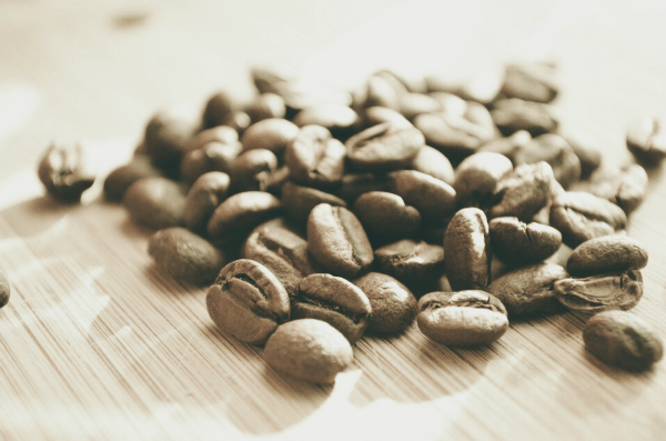Ship coffee beans