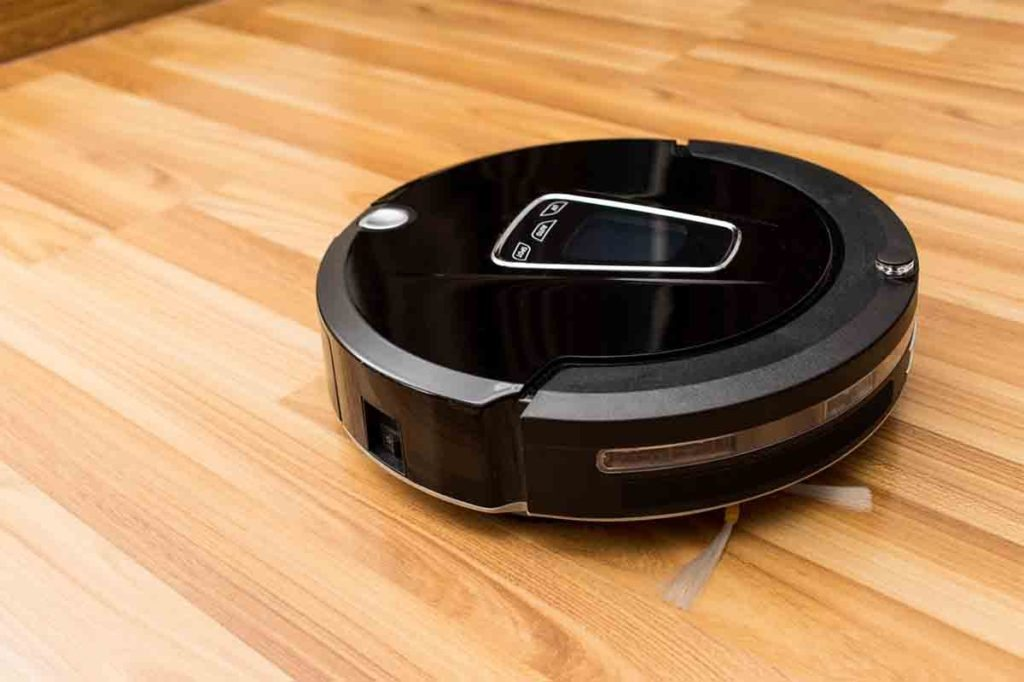 How to Ship a Robotic Vacuum Cleaner