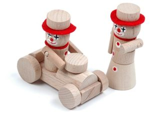 Only toys made of wood can make it through the Italian customs