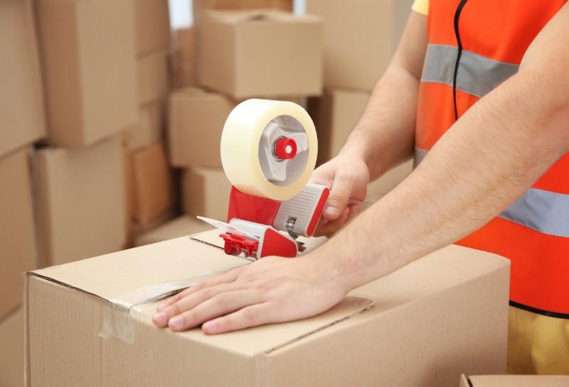 Shipping supplies - Packaging tape Dispenser