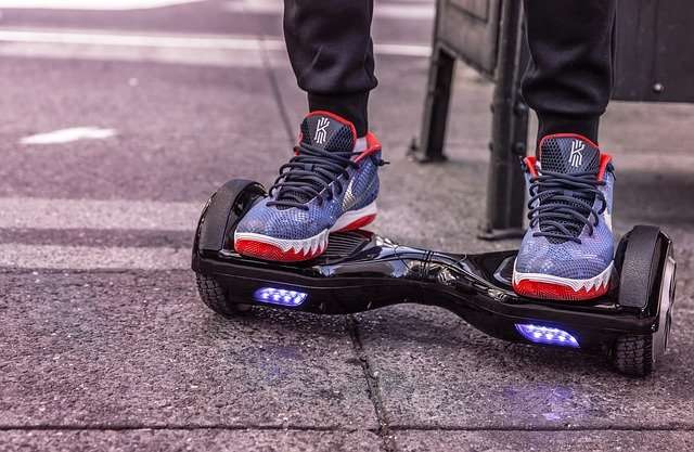 How to Ship Hoverboards