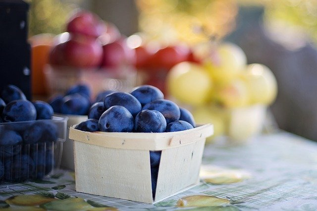 How to Ship Organic Fruits