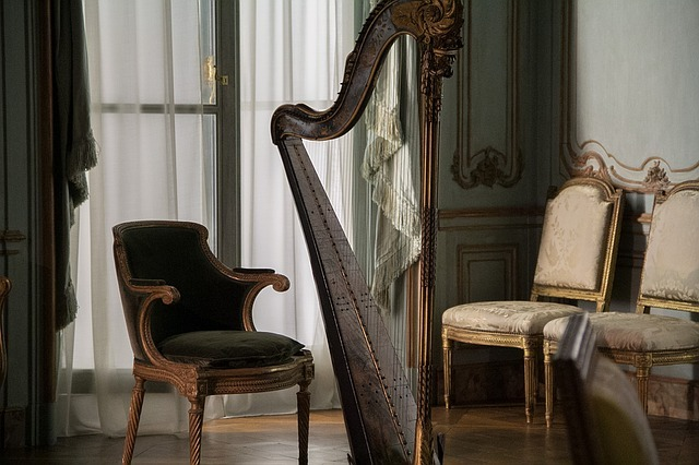 How to Ship a Harp