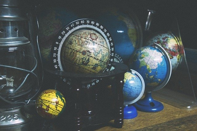 How to ship globes