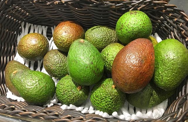 Ship fresh avocado