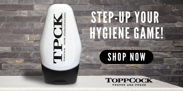 ToppCock Silver Gel for Man Parts