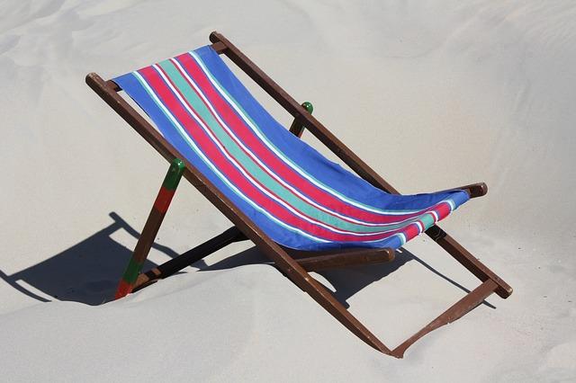 shipping a beach chair