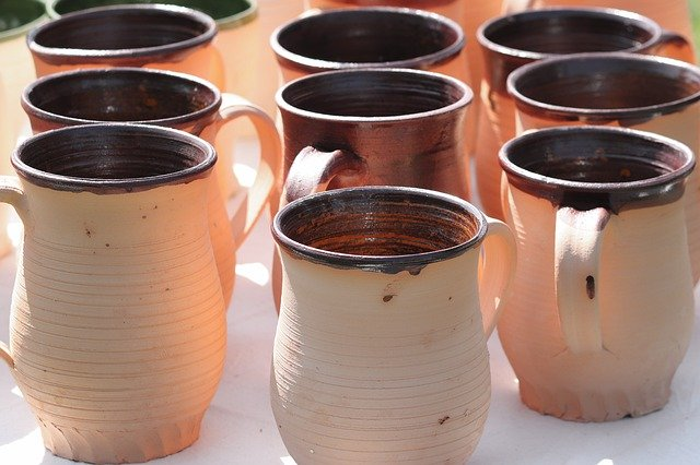shipping pottery ware