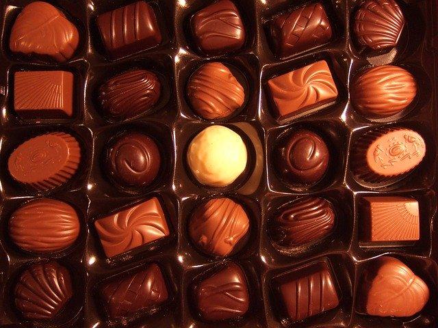shipping chocolates